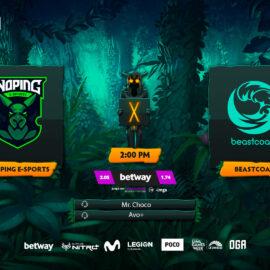 Beastcoast vs NoPing Esports: Duelo para conocer al campeón de la OGA DPC Regional Leagues SA Season 2