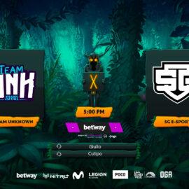 SG Esports vs Unknown Team: Duelo para conocer al segundo equipo descendido