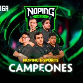 NoPing Esports se convierte el campeón de la OGA DPC SA Season 2 tras derrotar a BeastCoast en el tiebreaker