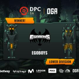 Egoboys consigue su 4to triunfo ante Latam Defenders y pelea el primer lugar de la tabla con Binomistas