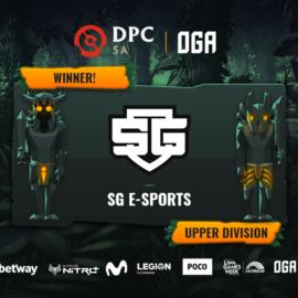 Unknown Team es el segundo descendido de la Upper Division tras ser derrotado por SG Esports
