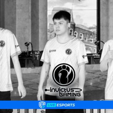 Campeón incompleto – Invictus Gaming no contará con Oli debido al Covid-19