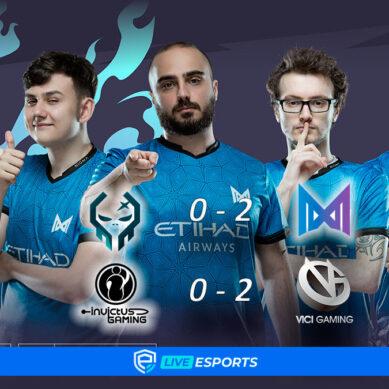Vici Gaming derrota Invictus Gaming y Nigma a 1 serie de la Fase de Grupos – Resumen de la sexta ronda de Wild Card