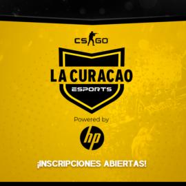 LA CURACAO ESPORTS ft. CSGO presente en Lima Games Week 2021