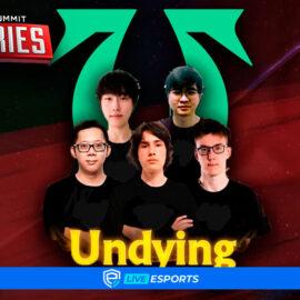 Team Undying se convierte en el campeón de la BTS Pro Series 7 Américas tras derrotar a NoPing Esports