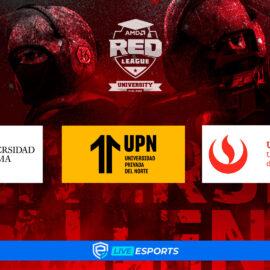 [CS:GO]Hoy empiezan los cuartos de final de la AMD UNIVERSITY CHALLENGE en PERÚ