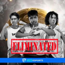 Sudamérica le dice adiós al International 10 – BeastCoast fue eliminado por Alliance en los Playoffs