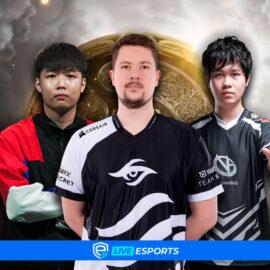 China dominando el Grupo B – Resultados de la Ronda 8 Fase de Grupos The International 10